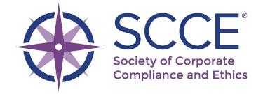 logo SCCE, partner, network, Ruby Compliance, Silvia Kammerer, About